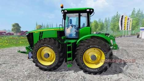 John Deere 9560R v1.1 for Farming Simulator 2015