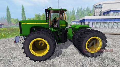John Deere 9400 for Farming Simulator 2015