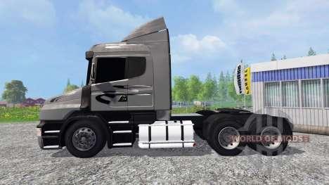 Scania 124G for Farming Simulator 2015