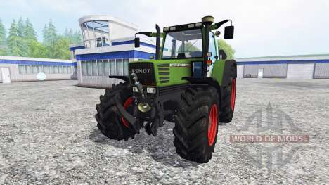 Fendt Favorit 515C [washable] for Farming Simulator 2015