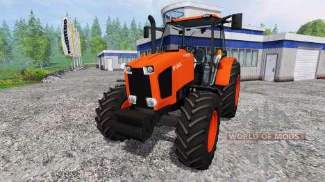 Kubota M135GX for Farming Simulator 2015