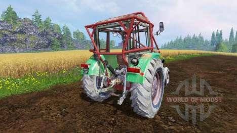 Ursus C-355 [forest] for Farming Simulator 2015