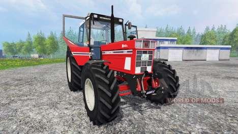 IHC 1455 FH v1.1 for Farming Simulator 2015