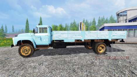 ZIL-130ГУ for Farming Simulator 2015