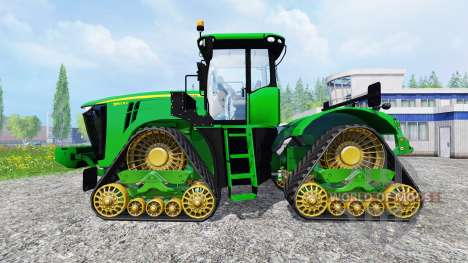 John Deere 9560RX v2.0 for Farming Simulator 2015
