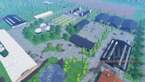 OzzyFarm for Farming Simulator 2015