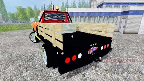 Dodge W350 v2.0 for Farming Simulator 2015