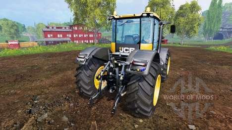 JCB 4220 v2.1 for Farming Simulator 2015