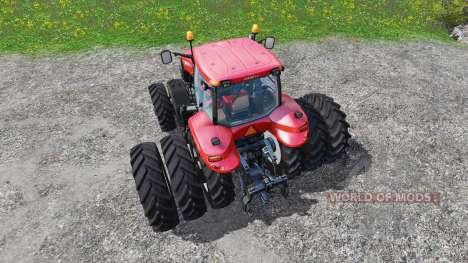 Case IH Magnum CVT 380 [wolf edition] for Farming Simulator 2015