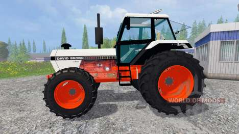 David Brown 1490 4WD for Farming Simulator 2015