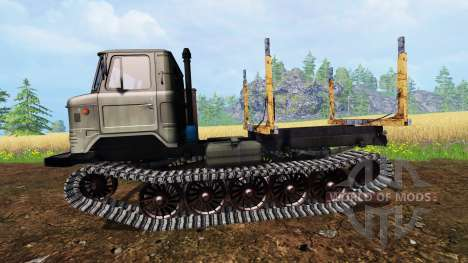 GAZ-66 [crawler] for Farming Simulator 2015