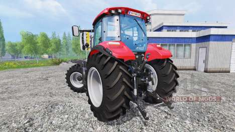 Case IH Farmall 105 U Pro for Farming Simulator 2015