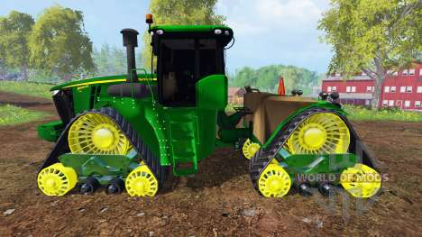 John Deere 9620RX v2.0 for Farming Simulator 2015