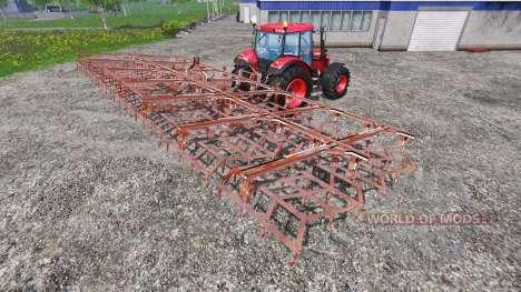Fortschritt B407 for Farming Simulator 2015