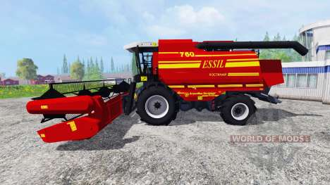 Essil KZS-760 for Farming Simulator 2015