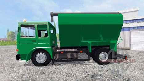 MAN F8 for Farming Simulator 2015