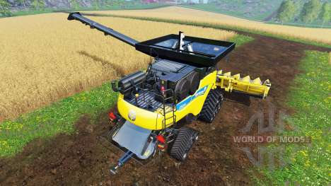 New Holland CR10.90 v4.0 for Farming Simulator 2015