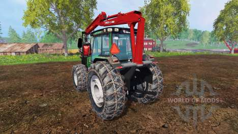 Valtra Valmet 6600 [forest washable] for Farming Simulator 2015