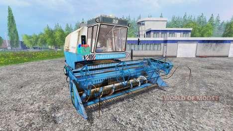 Fortschritt E 512 for Farming Simulator 2015