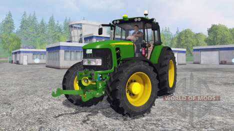 John Deere 7430 Premium for Farming Simulator 2015