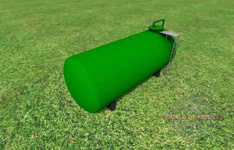 Gas Station v3.0 for Farming Simulator 2015