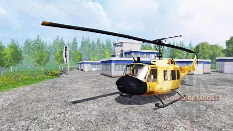 Bell UH-1D for Farming Simulator 2015