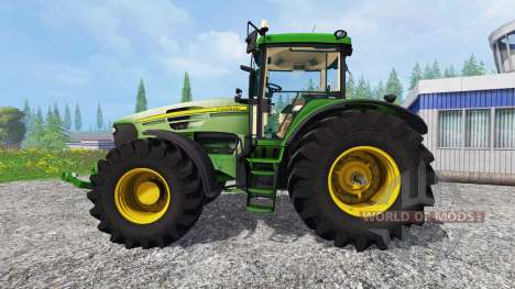 John Deere 7920 for Farming Simulator 2015