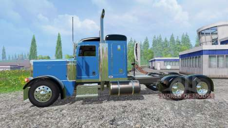 Peterbilt 379 1999 v1.1 for Farming Simulator 2015