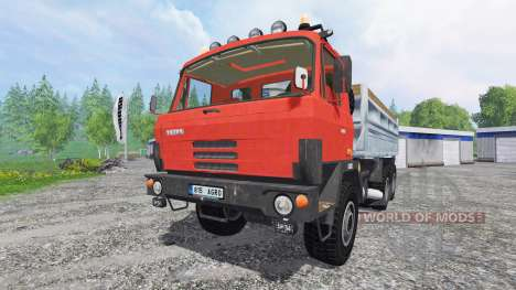 Tatra 815 [pack] for Farming Simulator 2015