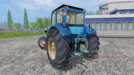 MTZ-52Л for Farming Simulator 2015