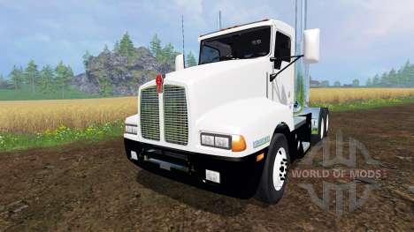 Kenworth T600 for Farming Simulator 2015