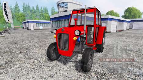 IMT 533 DeLuxe v2.0 for Farming Simulator 2015