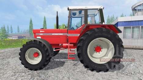 IHC 1455 v1.1 for Farming Simulator 2015