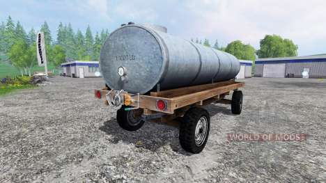 Trailer tank for Farming Simulator 2015