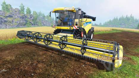 New Holland CX8090 for Farming Simulator 2015