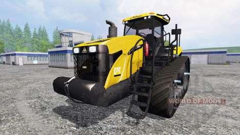 Caterpillar Challenger MT875D for Farming Simulator 2015