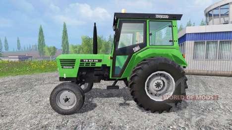 Torpedo 6206 for Farming Simulator 2015