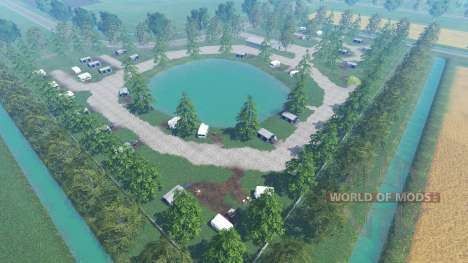 Nederland v1.5 for Farming Simulator 2015
