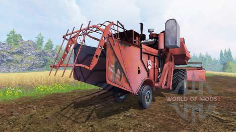SK-6 Kolos for Farming Simulator 2015