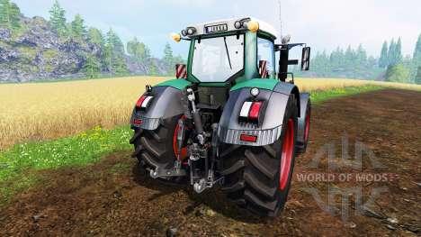 Fendt 936 Vario [pack] v2.1 for Farming Simulator 2015
