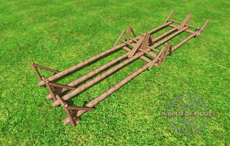 Timber Loading Point v1.2 for Farming Simulator 2015