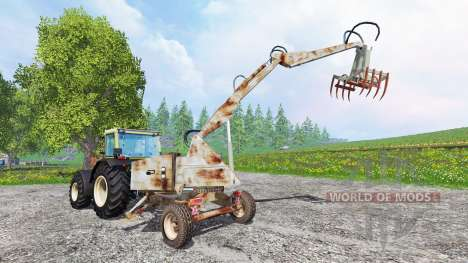 Cyklop T-214 for Farming Simulator 2015