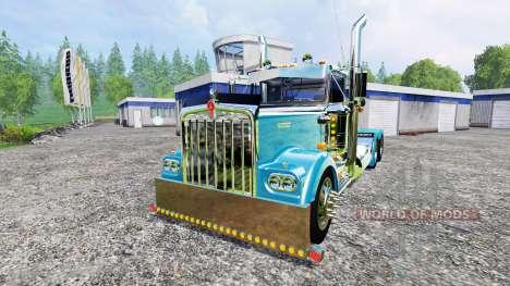 Kenworth W900A for Farming Simulator 2015