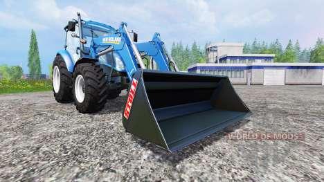Universal bucket Stoll for Farming Simulator 2015