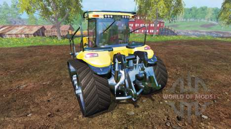 Caterpillar Challenger MT875D v2.1 for Farming Simulator 2015