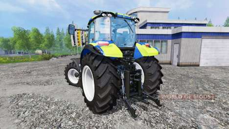 New Holland T5.115 Police for Farming Simulator 2015