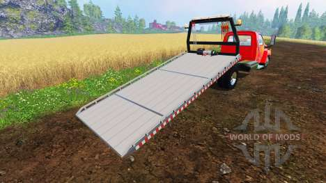 GMC C4500 [tow truck] for Farming Simulator 2015