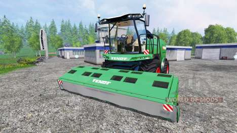 Fendt Katana 85 v1.1 for Farming Simulator 2015