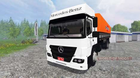 Mercedes-Benz Atego 2425 for Farming Simulator 2015