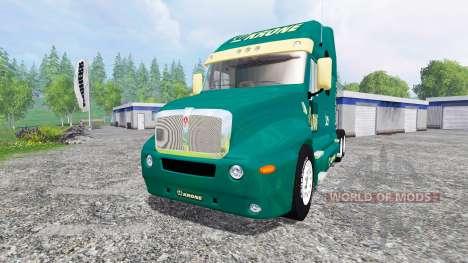 Kenworth T2000 [Krone] for Farming Simulator 2015